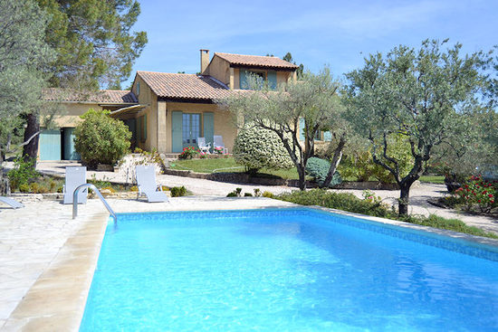 villa for rent provence