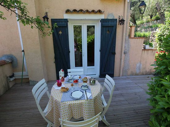 french riviera home rental