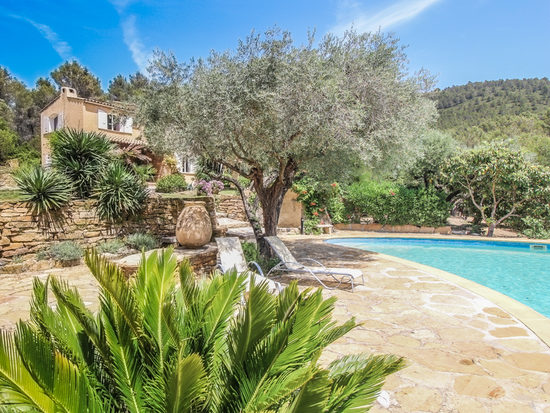 Luxury villa in Ceyreste, Provence, French Riviera