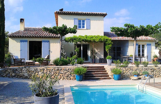 Luxury villa in Tourtour, Provence, Haut Var