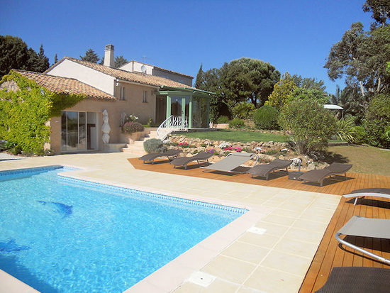 Luxury villa in Roquebrune sur Argens, Provence, French Riviera