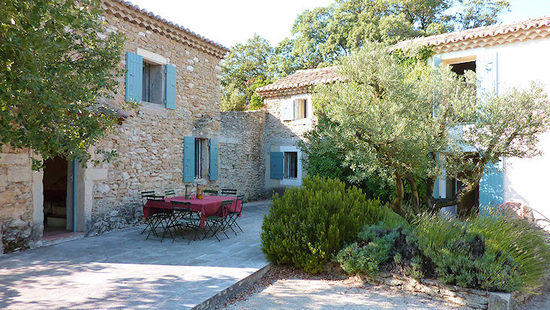 holiday rental provence