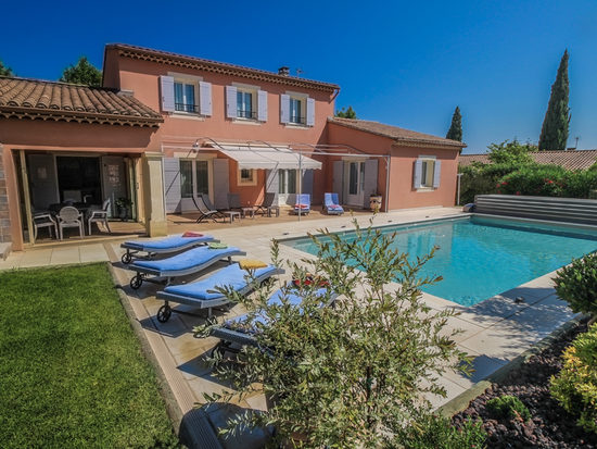 Luxury villa in Jonquerettes, Provence of the Popes, Vaucluse