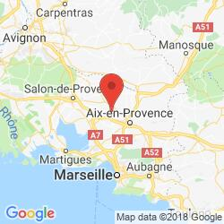 Holiday rental in Eguilles, Provence, area around Aix-en-Provence