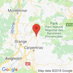 Holiday rental in Vaison-la-Romaine, Provence, Mont Ventoux