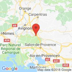Holiday rental in Orgon, Provence, Alpilles