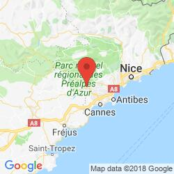 Holiday rental in Grasse, Côte d'Azur