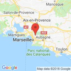 Holiday rental in Marseille, Provence, area around Aix-en-Provence