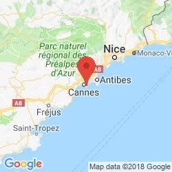 Holiday rental in Cannes, Côte d'Azur