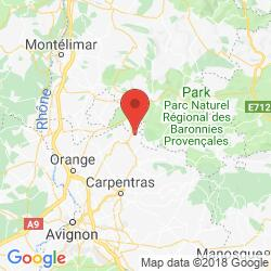 Holiday rental in Puyméras, Provence, Mont Ventoux