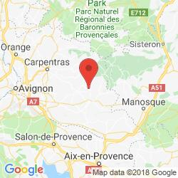 Holiday rental in Saint-Saturnin-lès-Apt, Provence, Luberon