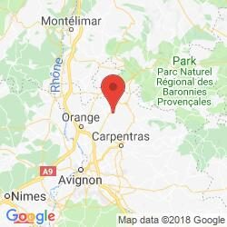 Holiday rental in Sablet, Provence, Mont Ventoux