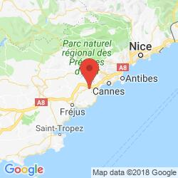 Holiday rental in Saint-Jean-de-Cannes, Côte d'Azur