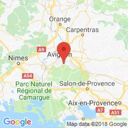 Holiday rental in Eyragues, Provence, Alpilles