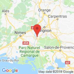 Holiday rental in Tarascon, Provence, Alpilles
