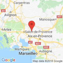 Holiday rental in Lambesc, Provence, area around Aix-en-Provence