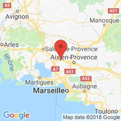 Holiday rental in Ventabren, Provence, area around Aix-en-Provence