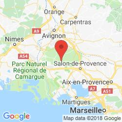 Holiday rental in Mouriès, Provence, Alpilles