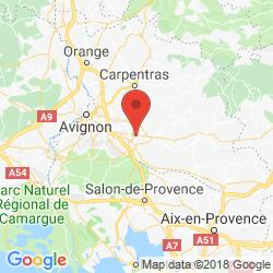Holiday rental in Cavaillon, Provence, Luberon