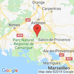 Holiday rental in Paradou, Provence, Alpilles