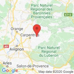 Holiday rental in Mormoiron, Provence, Mont Ventoux