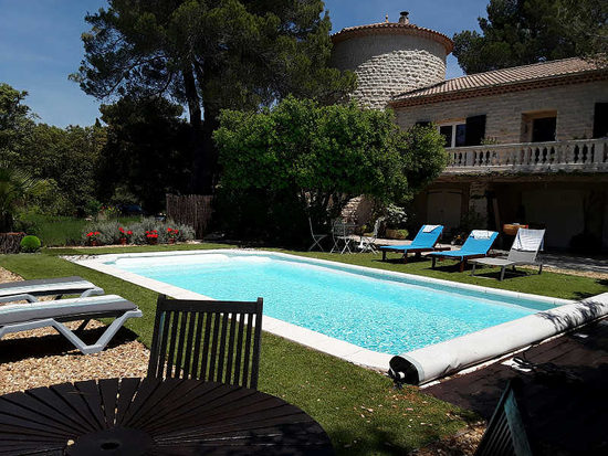 Le Mas De La Tour : Holiday Rental In La Bastide Des Jourdans,