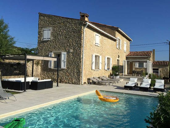 Lovely Mas Des Chevaliers : Holiday Rental In Saint Ambroix, Languedoc, Cevennes